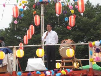 090808第44回深谷市くしびき夏祭り