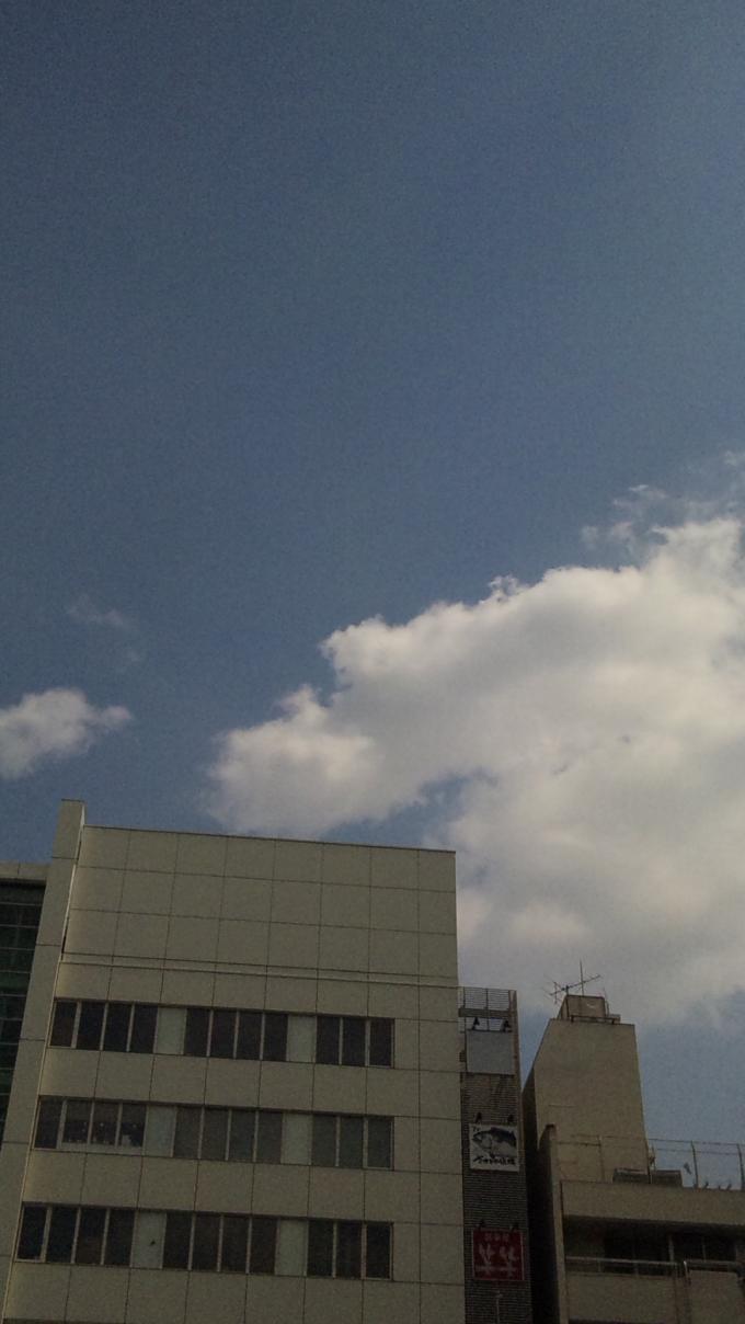 BLUE SKY_20110331