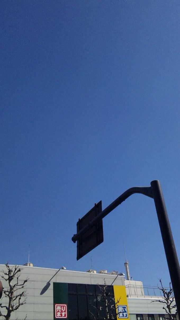 BLUE SKY_20110404