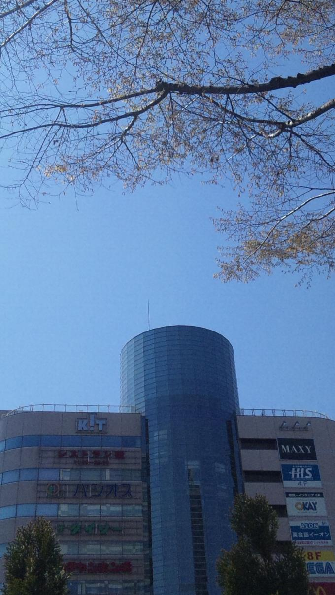 BLUE SKY_20110405