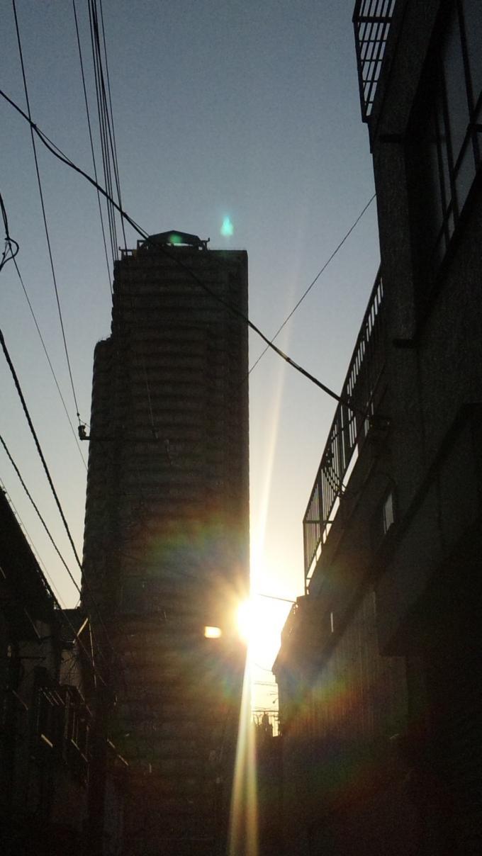 SUN SET_20110406