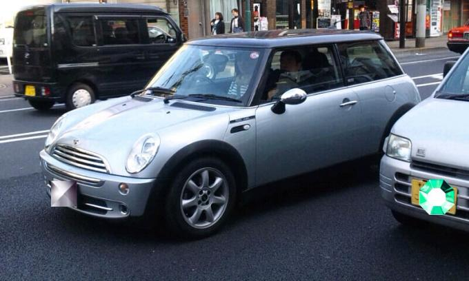 BMW mini cooper_20110410