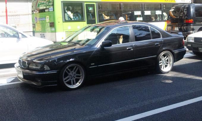 BMW 525 i _20110428