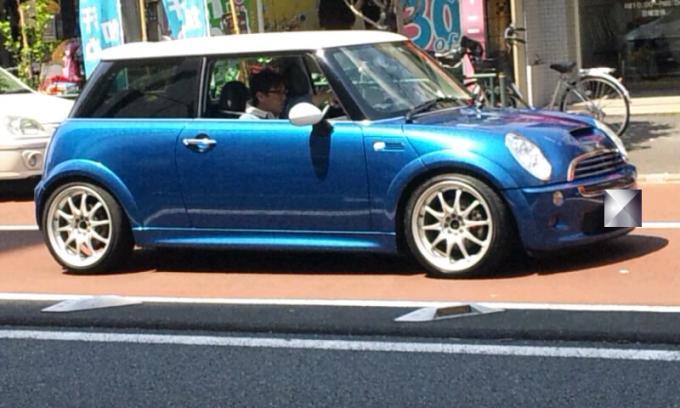 BMW mini_20110429