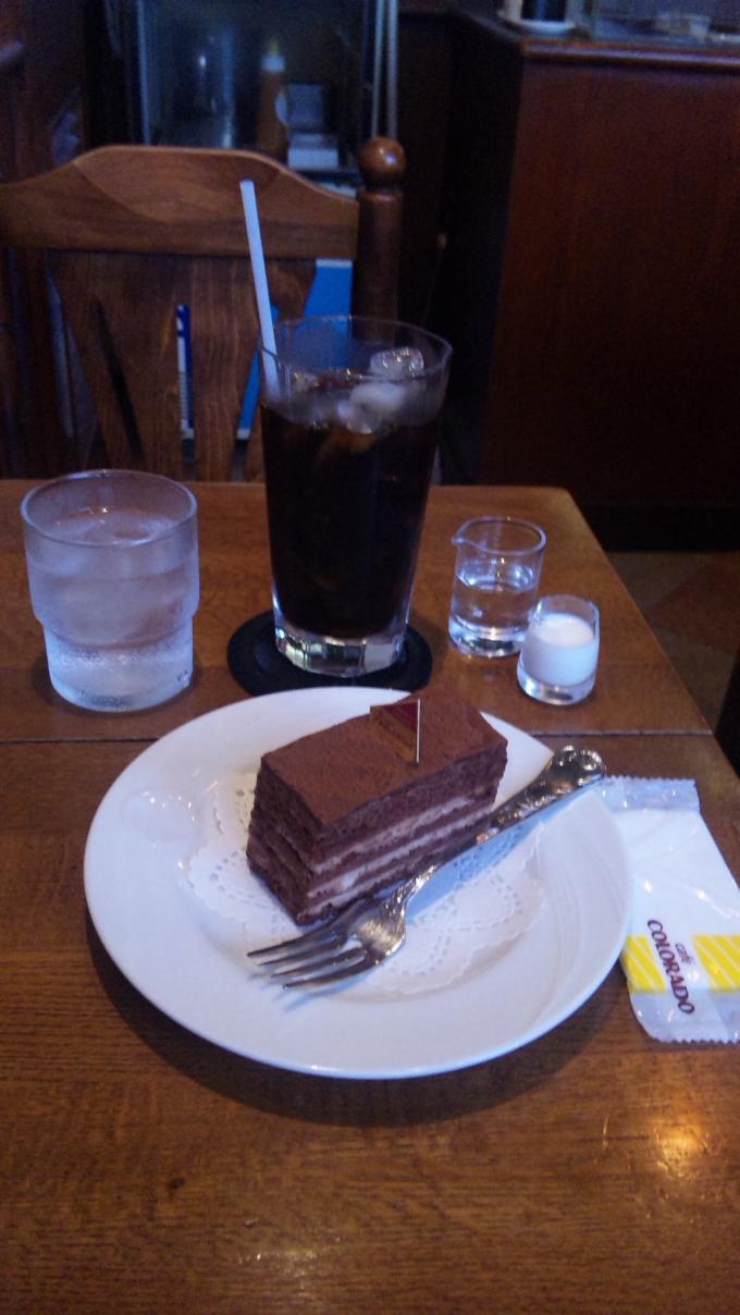 CHOCO CAKE SET_20110627