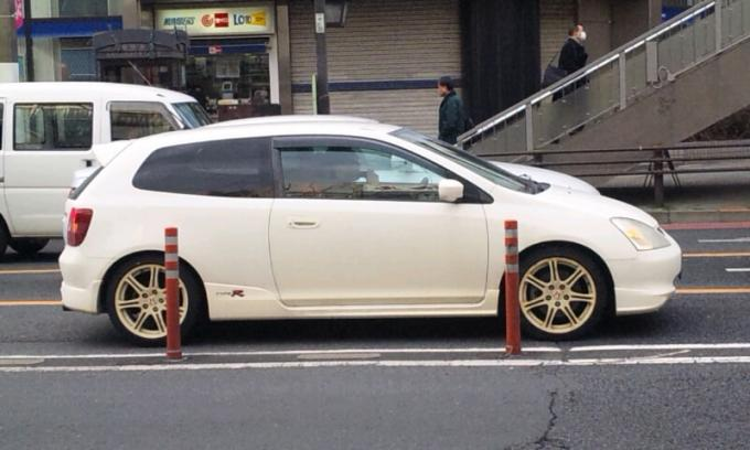 HONDA  CIVIC  TAPE-R_20120217