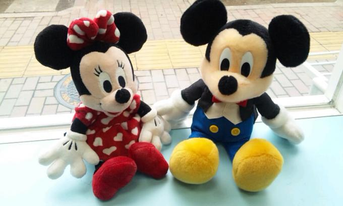 MICKEY & MINNIE_20120222
