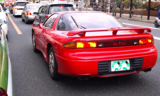 MITSUBISHI  3000  GTO_20120311