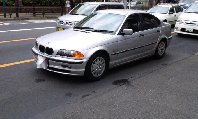 BMW  318 i_20110707