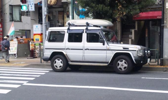 BENZ   G  500_20111109