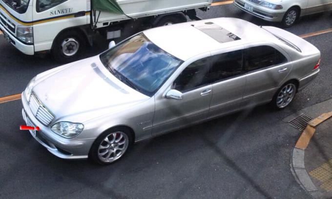 BENZ   S   65_20120112