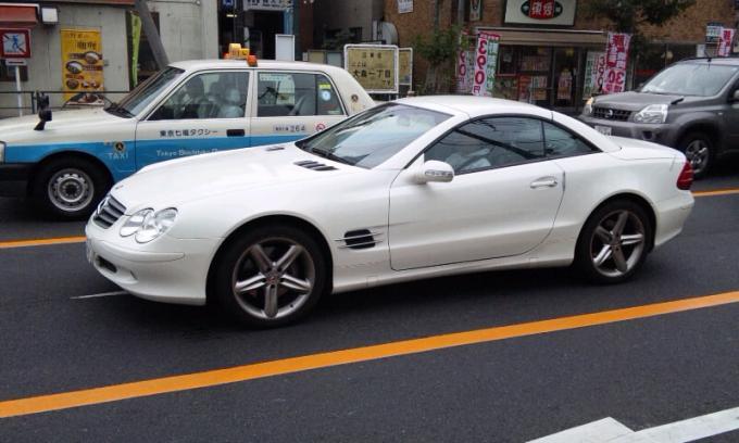BENZ   SL   500_20111103