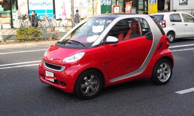 BENZ   Smart_20120113