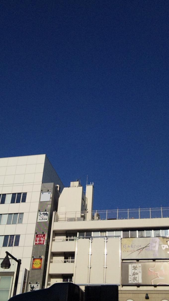 BLUE  SKY_20110407