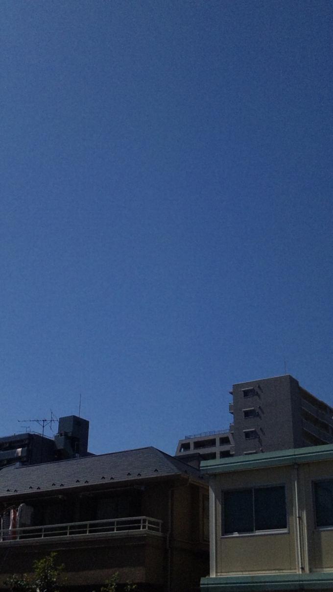 BLUE  SKY_20110710