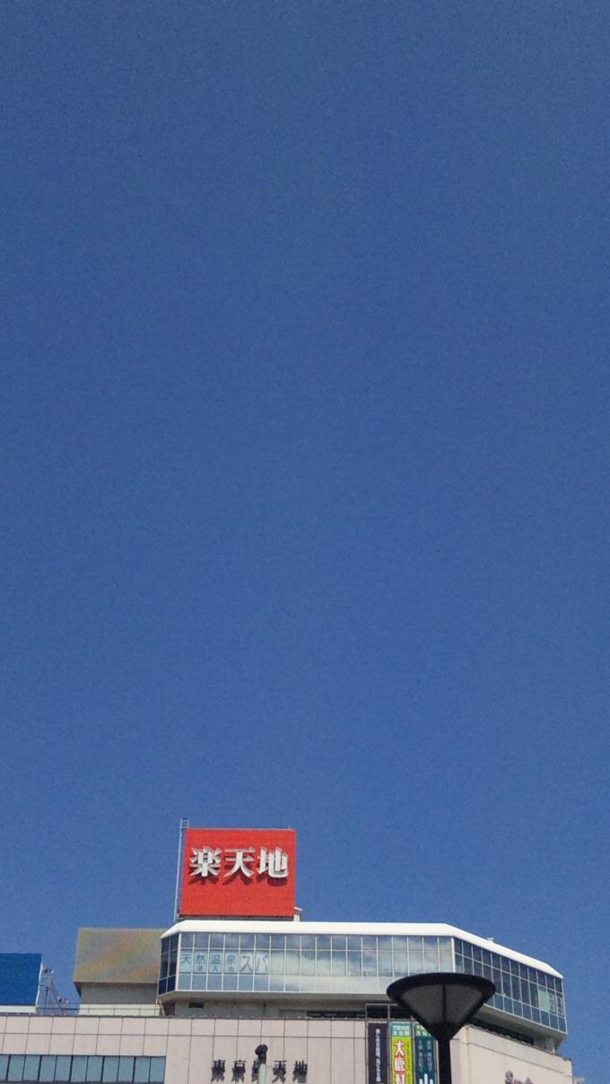 BLUE  SKY_20110628