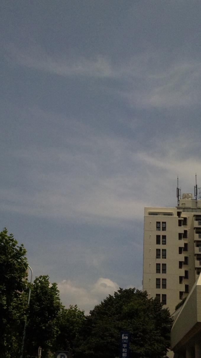 BLUE  SKY_20110706