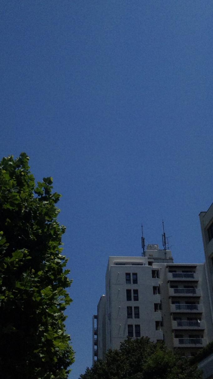 BLUE  SKY20110714