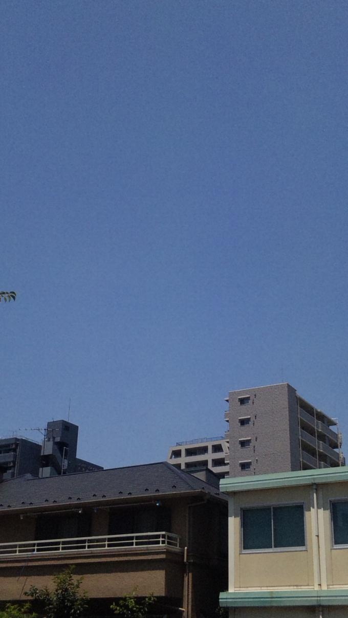 BLUE  SKY_20110716