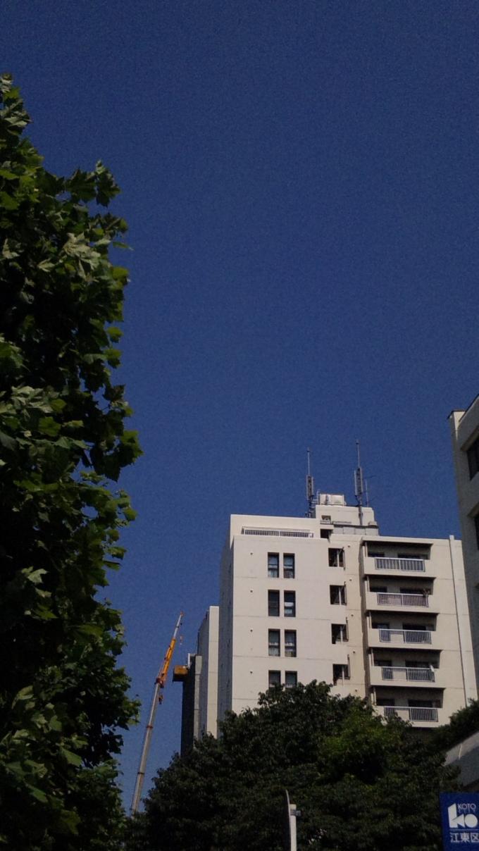 BLUE  SKY_20110629