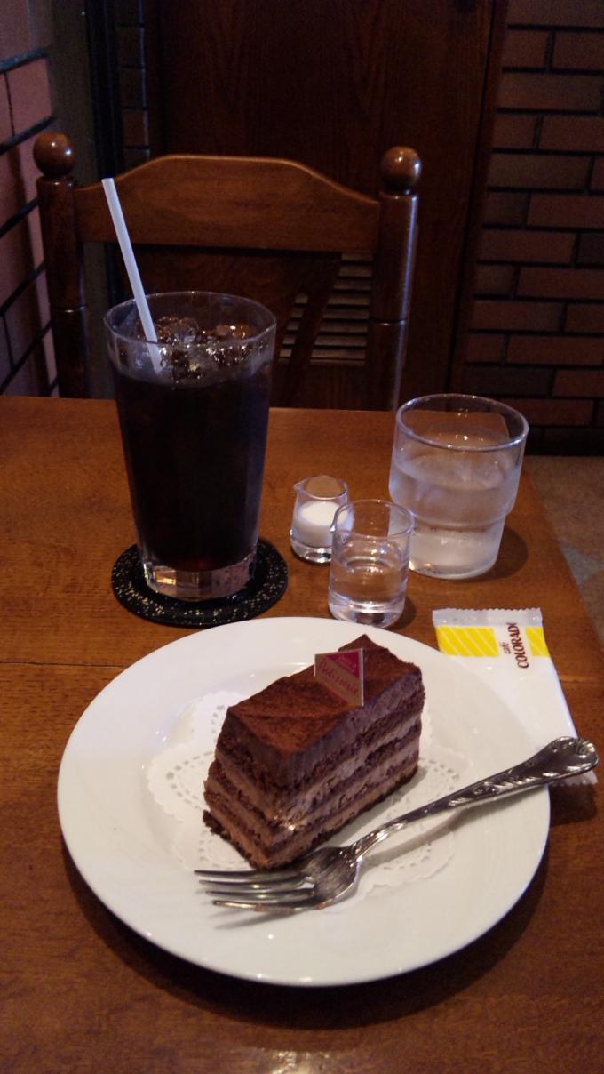 CHOCO  CAKE  SET_20110724