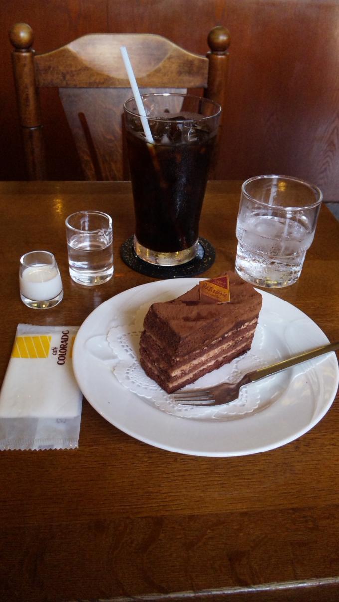 CHOKO  CAKE  SET_20110706