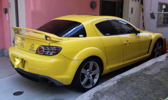 MAZDA  RX-8_20110629