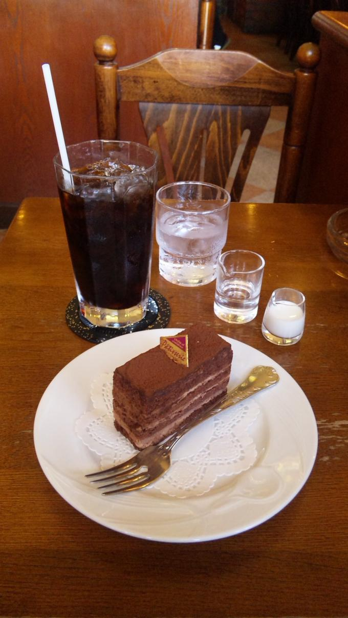 CHOCO  CAKE  SET_20110716