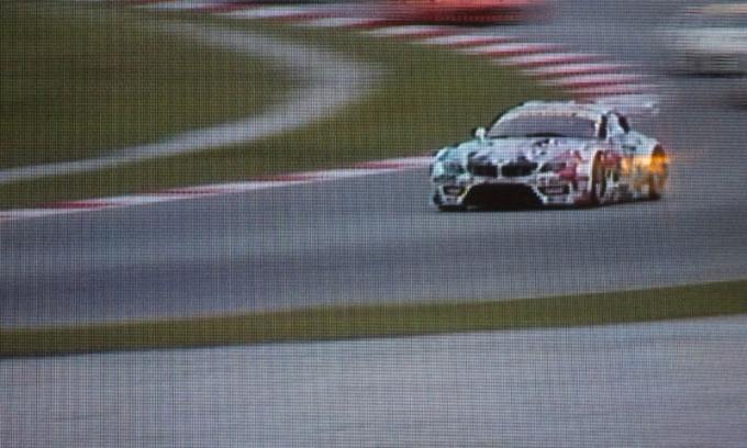 GT 300  BMW  Z 4_20110711