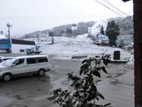 2011の初雪11/22