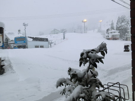 石打丸山スキー場2011年12月17日