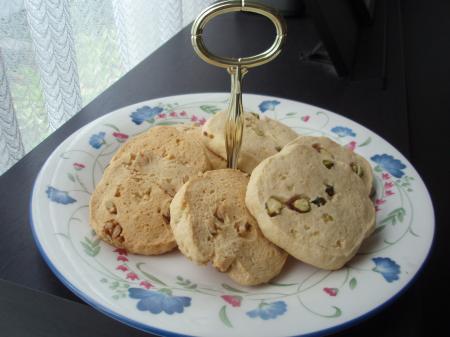 さっくりクッキーとなりました