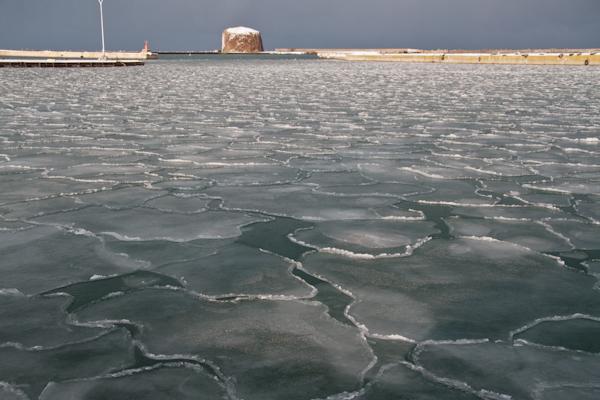 湾内氷 2