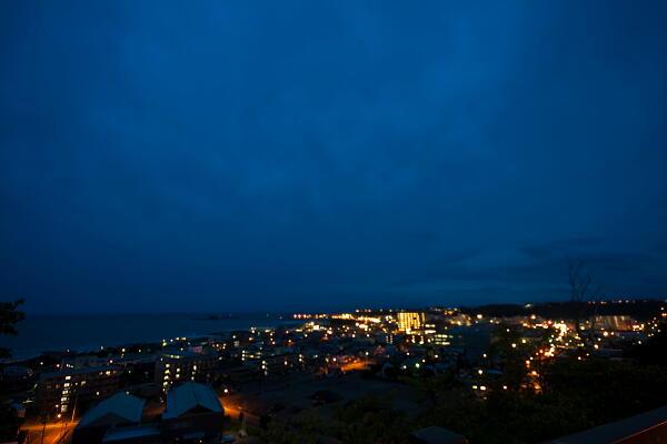PM5時30分の夕景