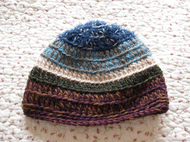 カラフル帽子1