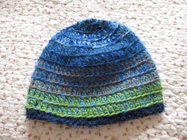 カラフル帽子6