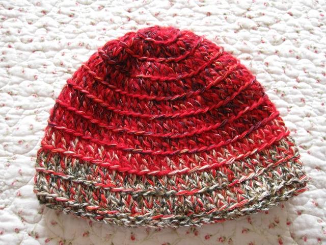 カラフル帽子9