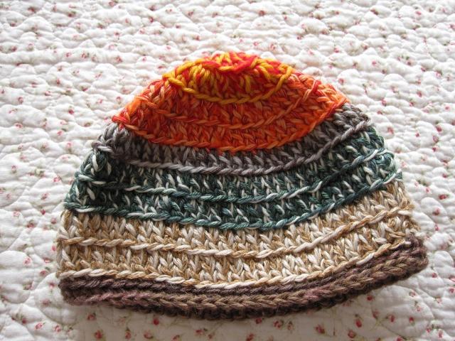 カラフル帽子13