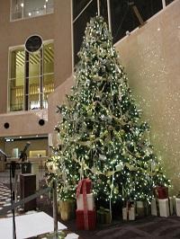 2011 ハイアット クリスマスリース
