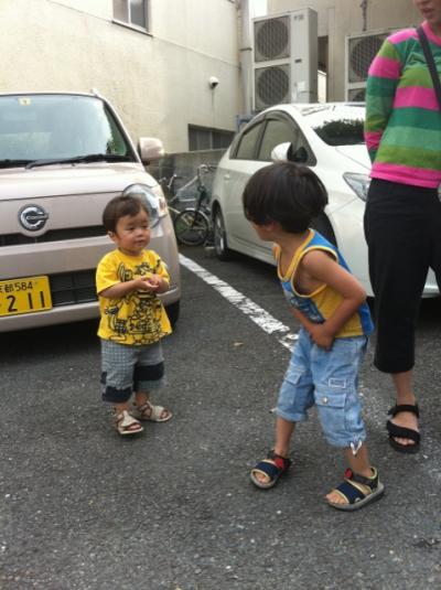 11.6.3 レン君大ちゃん