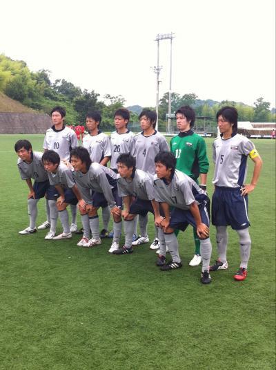 2011全広島選手権大会1回戦 vsSC広島(2011:6:26 sun)[start]