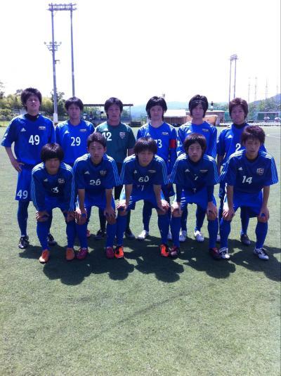 Iリーグ中国2011 vs経済A(2011:6:25 sat)[start]