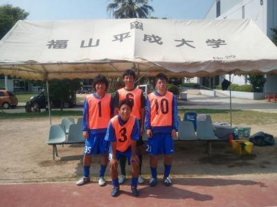 Iリーグ中国2011 vs広大B(2011:7:16 sat)[ベンチ]