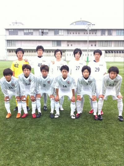 2011 Iリーグ 第1節 vs徳山大(2011:6:18 sat)[start]