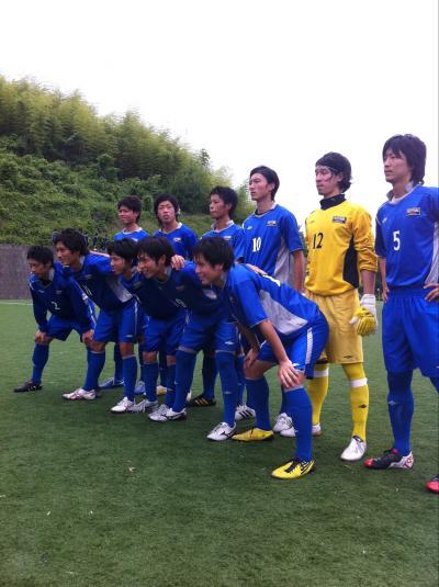 中国L 第6節 vs徳山大(2011:6:19 sun)[start]