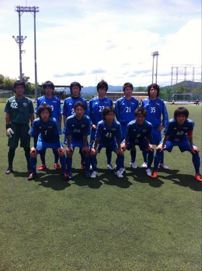 Iリーグ中国2011 vsIPU(2011:7:9 san)[start]