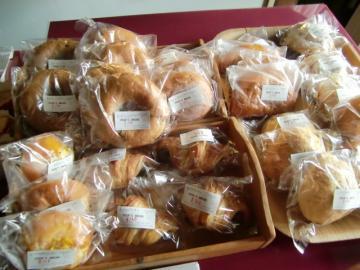 7月26日酵母パン