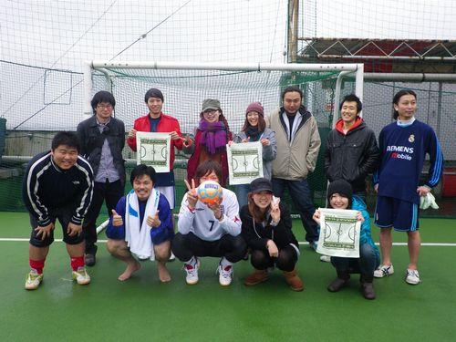 3.21阿佐ヶ谷SB準優勝(FC Rabonas)