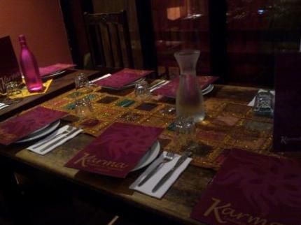 インド料理のお店