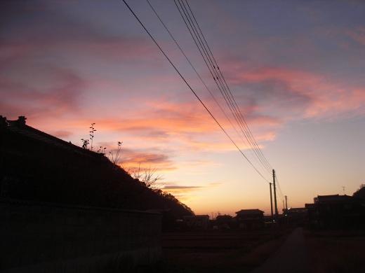 夕日おーろ2